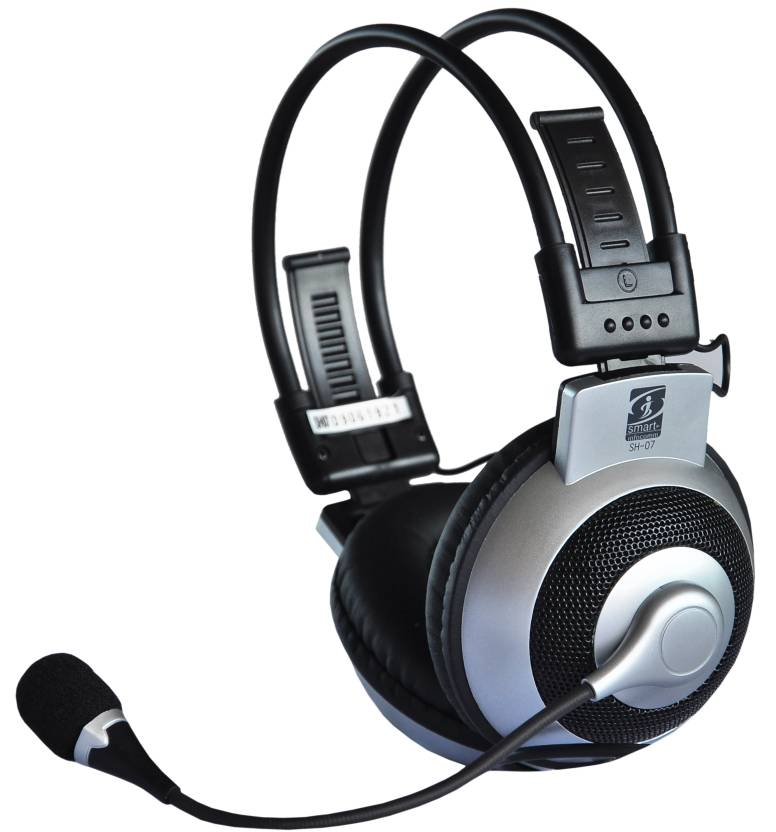 Smart Bass Vibration Headset