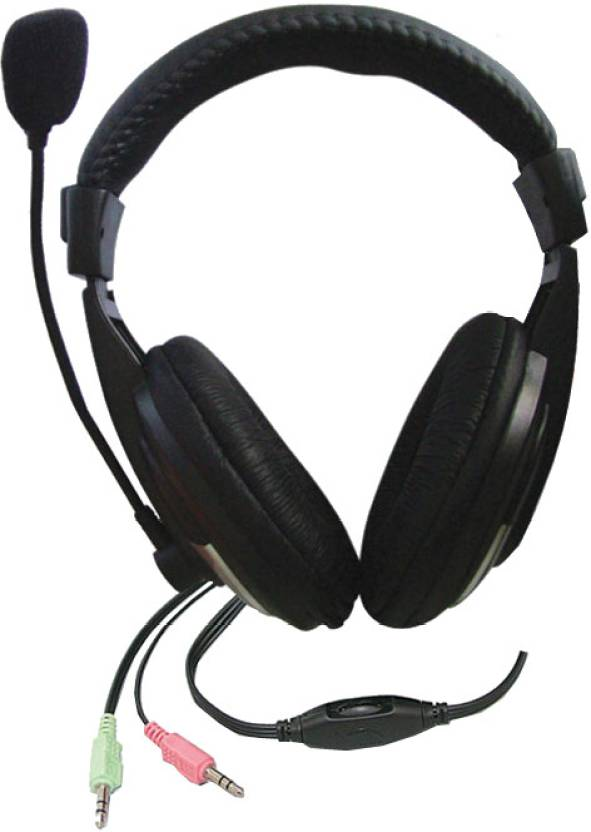 Zebronics 100 HMV Wired Headset With Mic