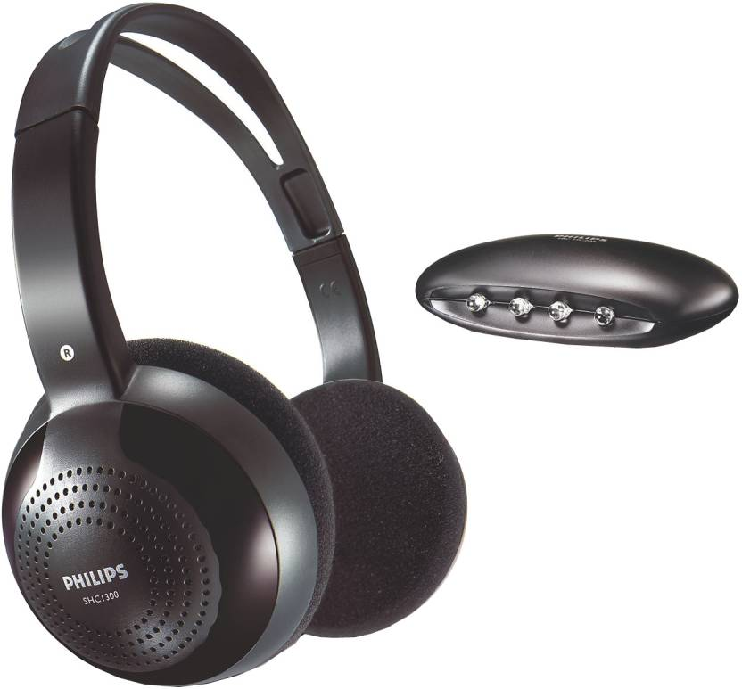 Philips SHC1300/10 Wireless Headphones