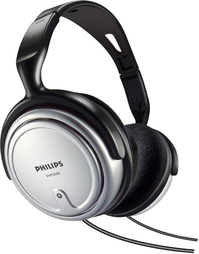 Philips SHP2500/97 Wired Headphones