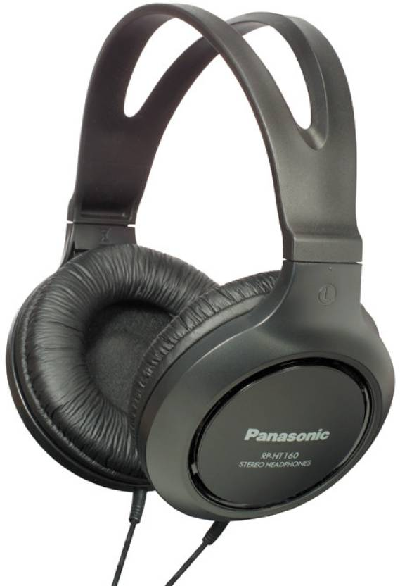 Panasonic RP-HT161GW-K Wired Headphone