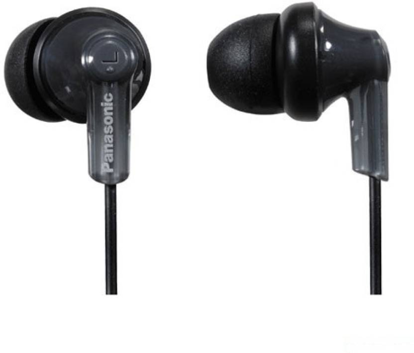 Panasonic RP-HJE120E-K Wired Headphone
