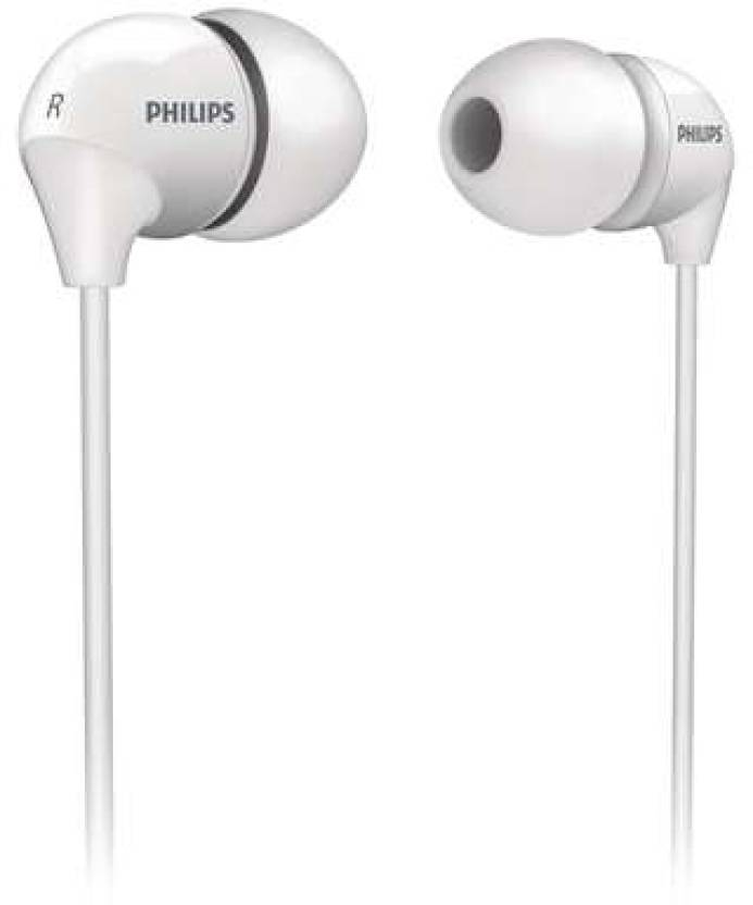 Philips SHE3570WT Wired Headphones