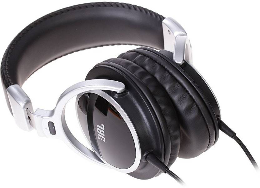 JBL C700SI Wired Headset without Mic   Black, Wired over the head  JBL Headphones
