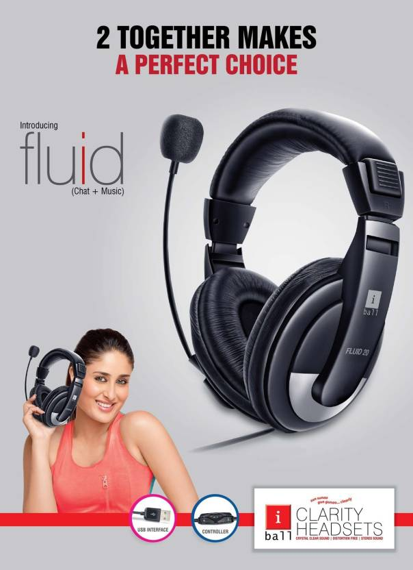 Iball fluid wired headphone price in india buy iball for Decor 9 iball