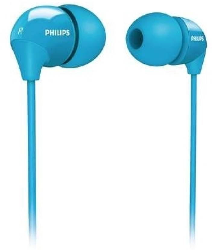 Philips SHE3570BL Wired Headphone