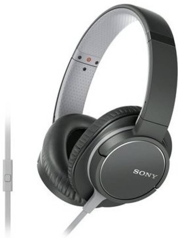 Sony Mdr-Zx770Ap Stylish Around-Ear Headphone (International