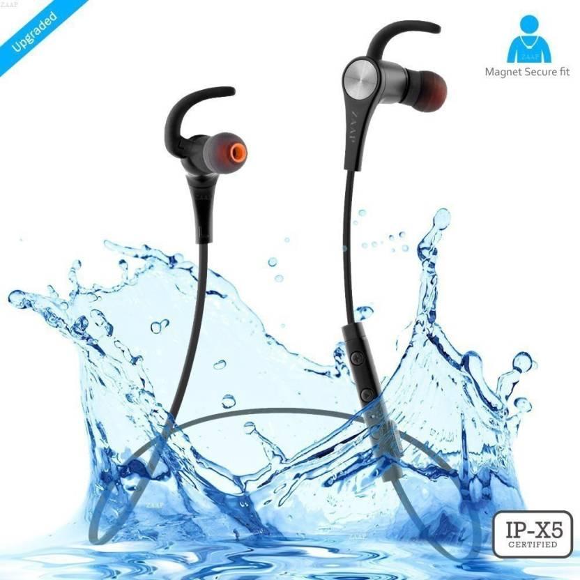 Zaap AQUA MAGNETO Waterproof bluetooth Headphones