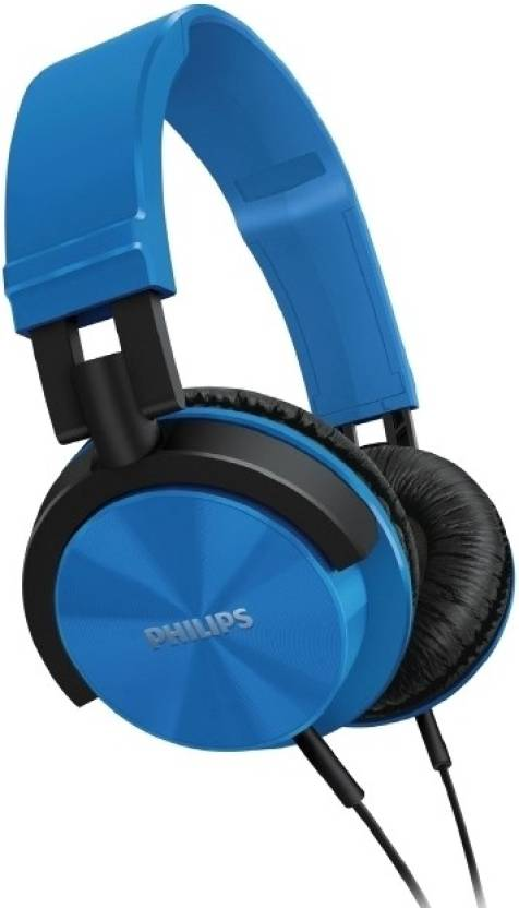 Philips SHL3000BL Wired Headphones