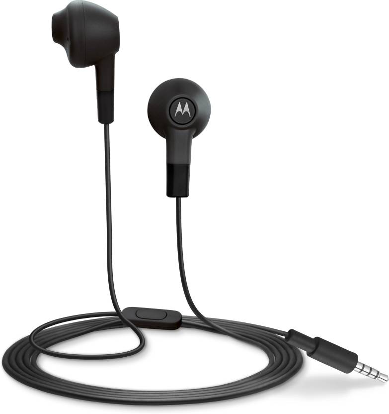 Motorola Lumineers Wired Headset With Mic