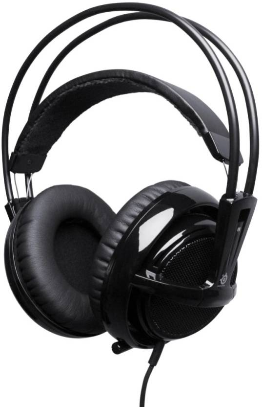 SteelSeries Siberia Full-Size V2 Headset With Mic