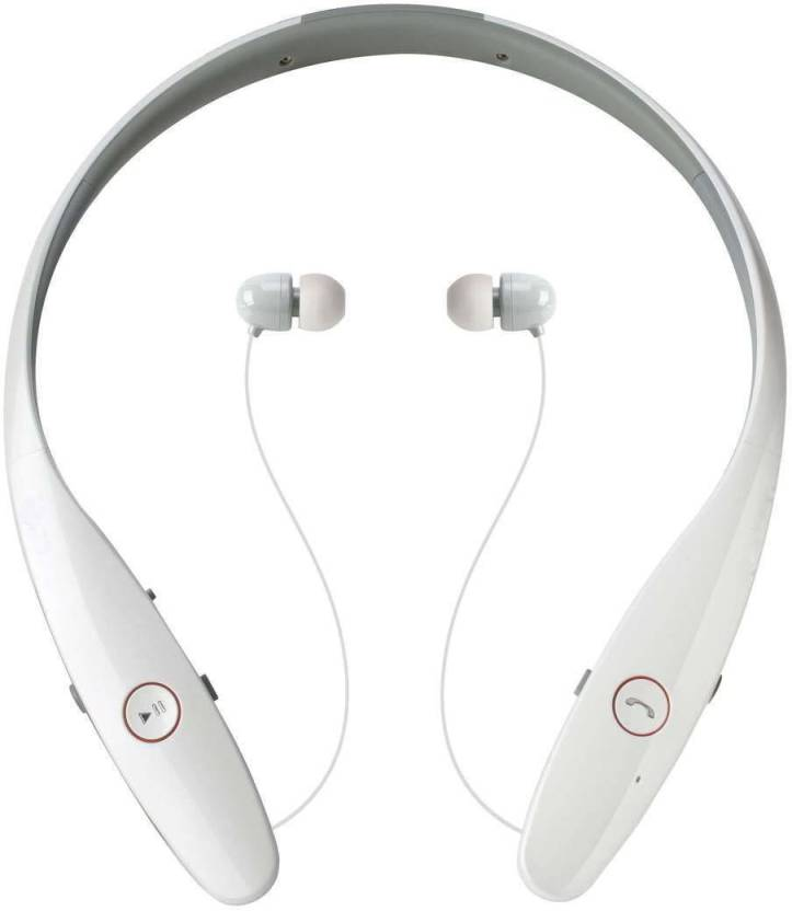 cd62cc9d7e4 MDI Tone+ Bluetooth Hands-free earphone sport Wired, Bluetooth Headset with  Mic (White, In the Ear)