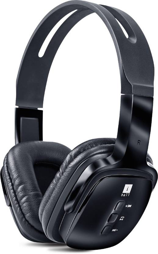 Iball Pulse-BT4 Wireless Headset with Mic