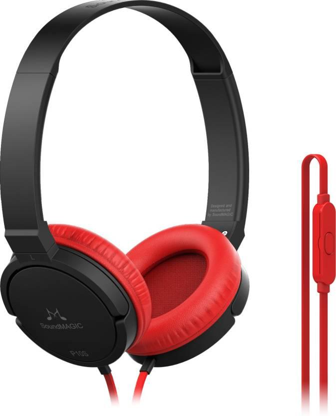 SoundMagic P10S Headset with Mic