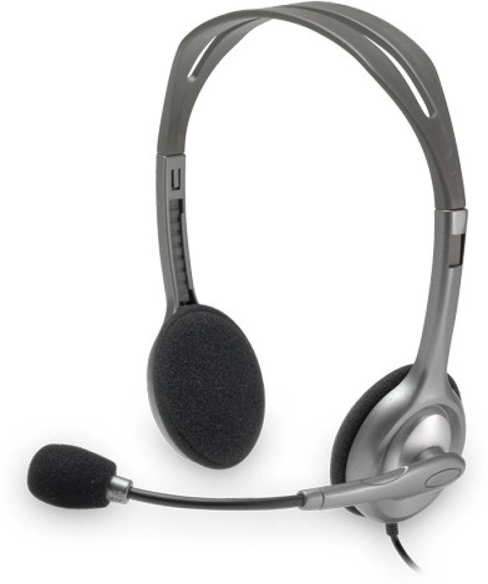 Logitech PN 981-000459 Wired Headset With Mic