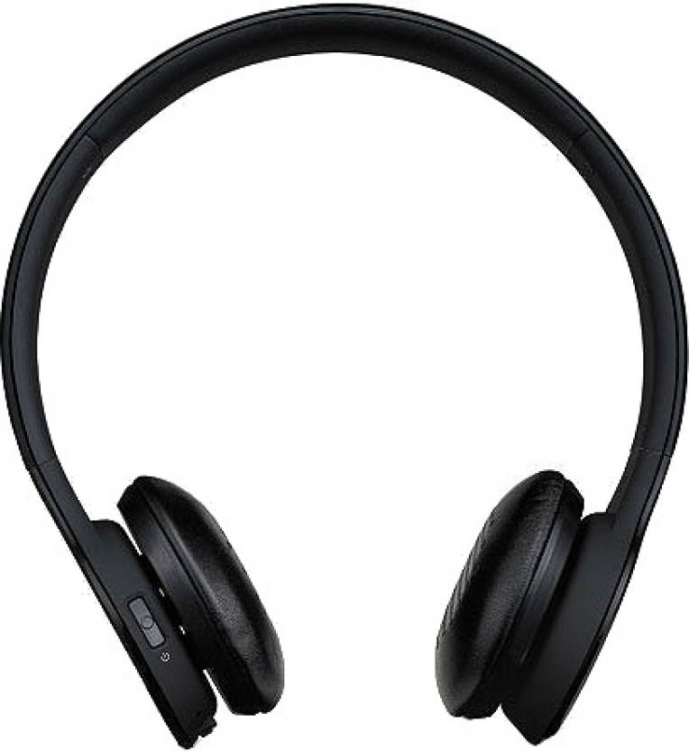 Rapoo Bluetooth Stereo Headset H6060 Bluetooth Headset with Mic (Black 6e4a620882