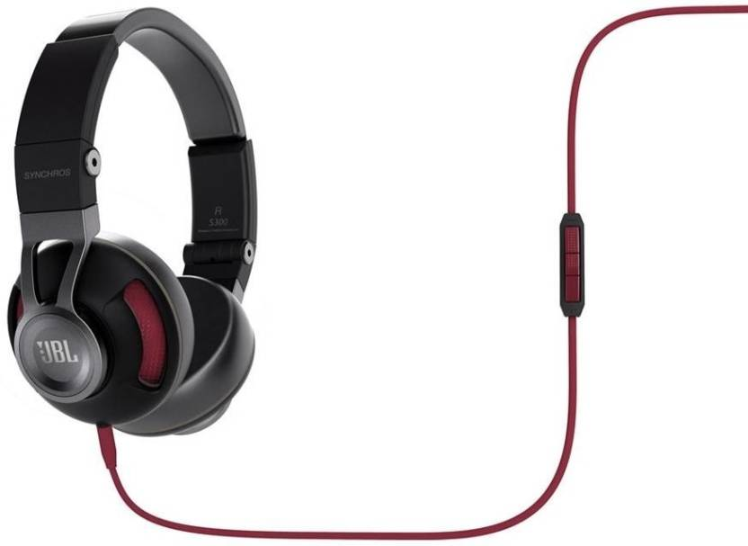 92c93c57ba4 JBL Synchros S300 Wired Headset with Mic Price in India - Buy JBL ...