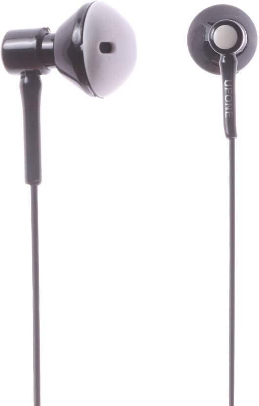 86b8c22929e Ufone 5D Series N95-BL Wired Headset with Mic Price in India - Buy ...