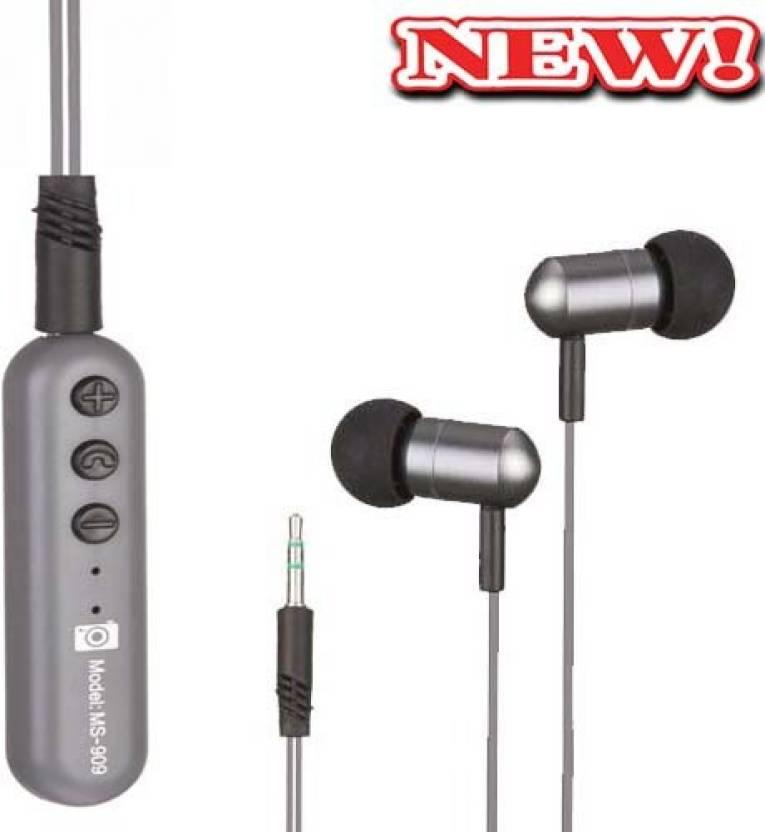 BOSS AUDIO Metal Head Bluetooth Series Headphone for Apple