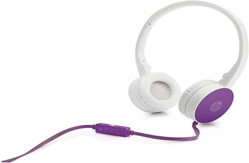 3044de3468b HP H2800 Wired Headset with Mic Price in India - Buy HP H2800 Wired ...