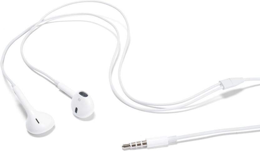 Swfg Apple Iphone 56 Wired Headset With Mic Price In India