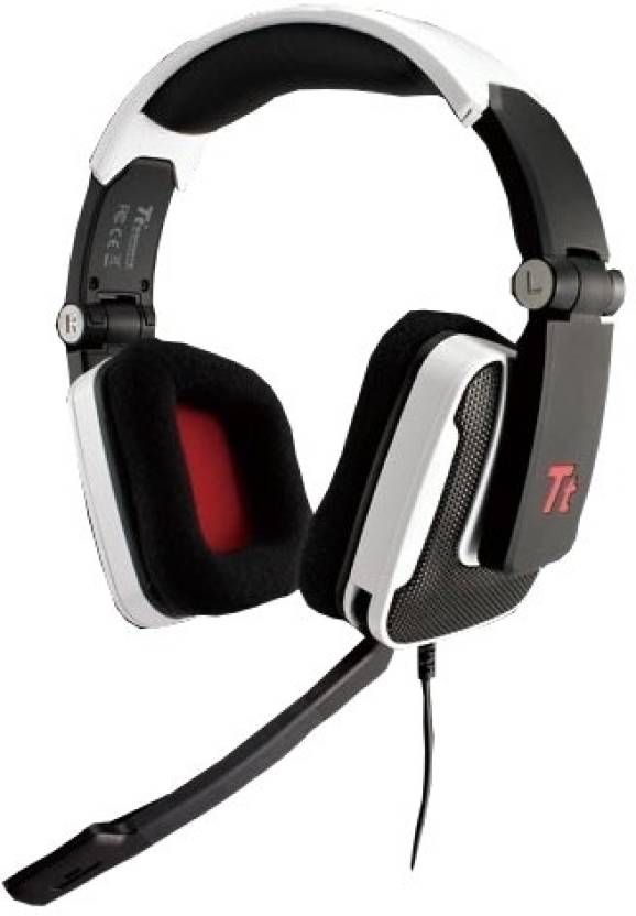 Tt eSPORTS Shock Wired Headset With Mic