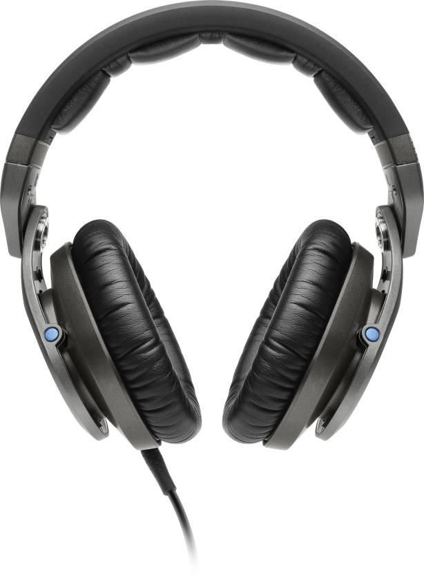 Sennheiser HD 8 DJ Wired Headset With Mic