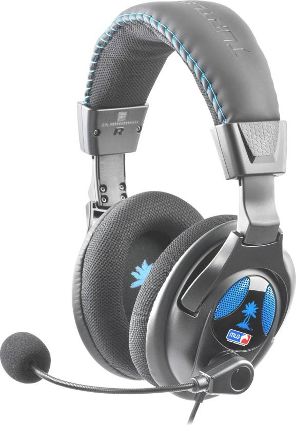 Turtle Beach Ear Force Px22 Amplified Universal Wired Headset With Mic