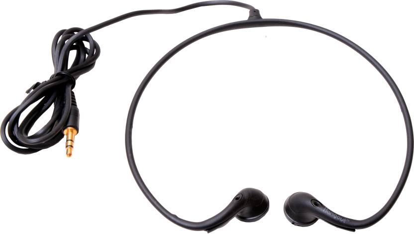 Hangout Sport Curve Wired Headphones