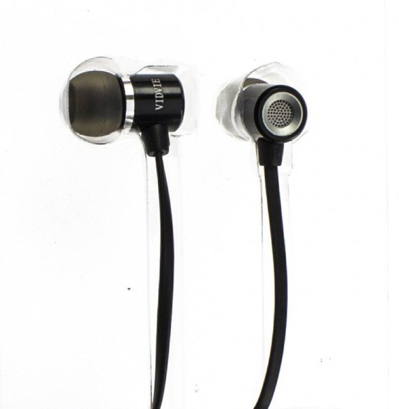 Vidvie Bass Magic Sound Wired Headset With Mic Price In India Buy