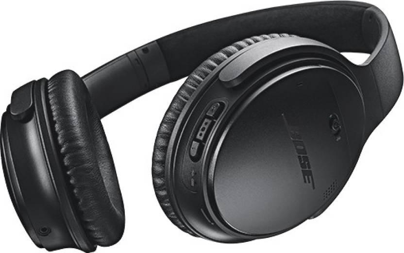 Bose QuietComfort 35 Headset with Mic