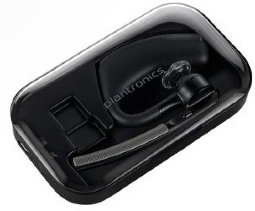 Plantronics Voyager Legend Bluetooth Headset With Charging Case Bluetooth  Headset with Mic (Black bd97ad574995c