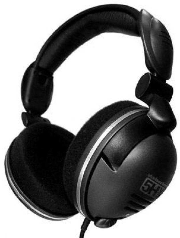 Steelseries Siberia Headset 5H V2 Black