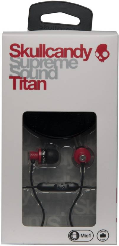 Skullcandy S2TTDY 206 Wired Headset with Mic