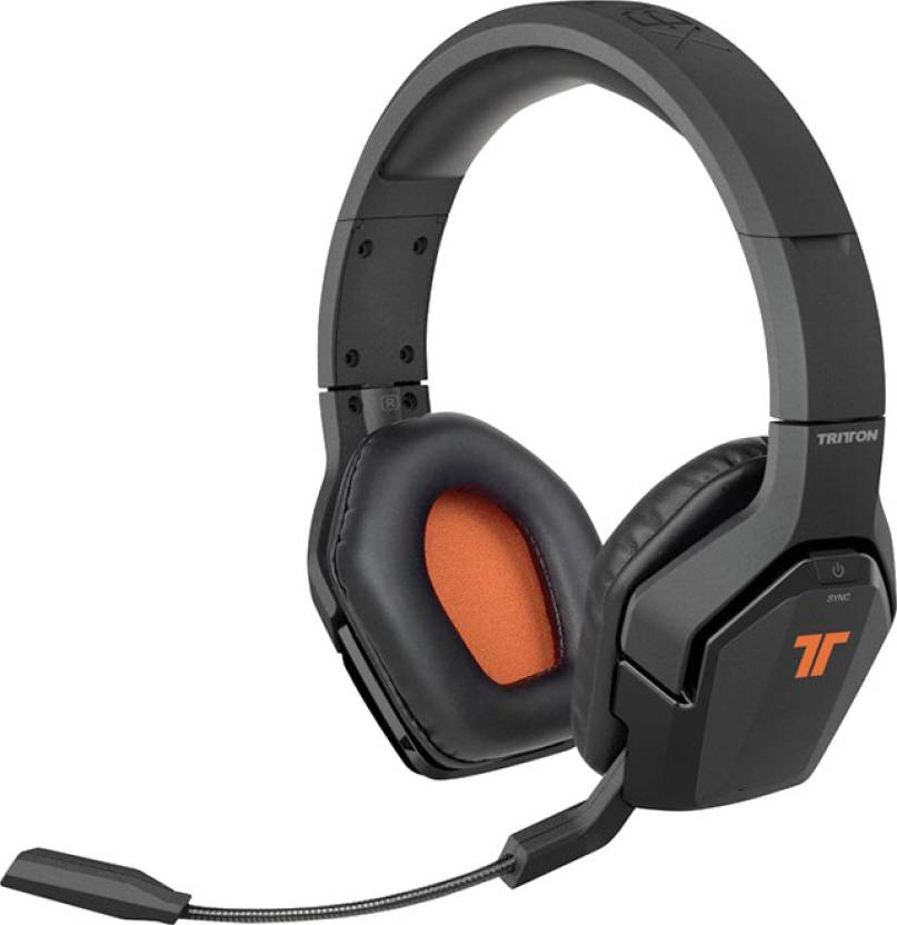 Mad Catz Tritton Primer Wireless Stereo Headset Wireless Headset With Mic