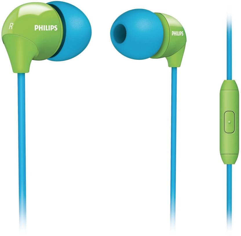 Philips SHE 3575 In-the-ear Wired Headset With Mic