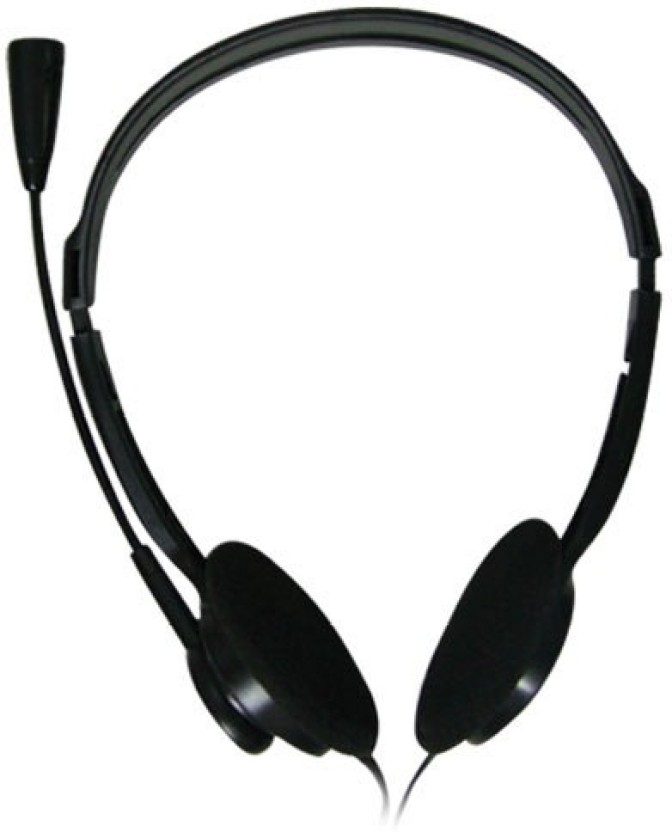 Zebronics Headphone With Mic 11hm Wired Headset With Mic Price In