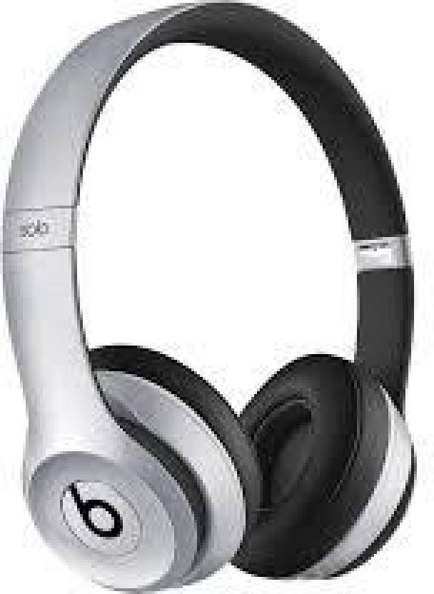 15ca7fb49a5 Beats Solo 2 Wireless On-Ear Headphone - Space Gray Bluetooth Headset with  Mic (Space Gray, On the Ear)