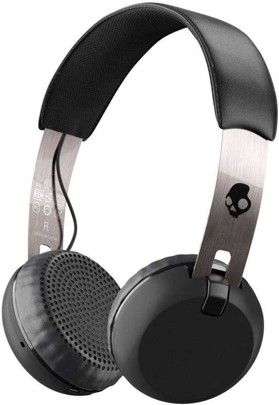 Skullcandy S5GBW-J539 Wireless Headset with Mic