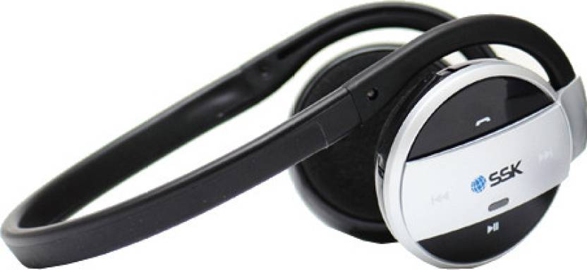SSK BH501IB Wireless Headset With Mic
