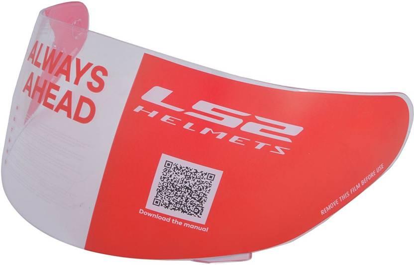 3ac38b72 LS2 FF352 Clear Visor Helmet Visor Price in India - Buy LS2 FF352 ...