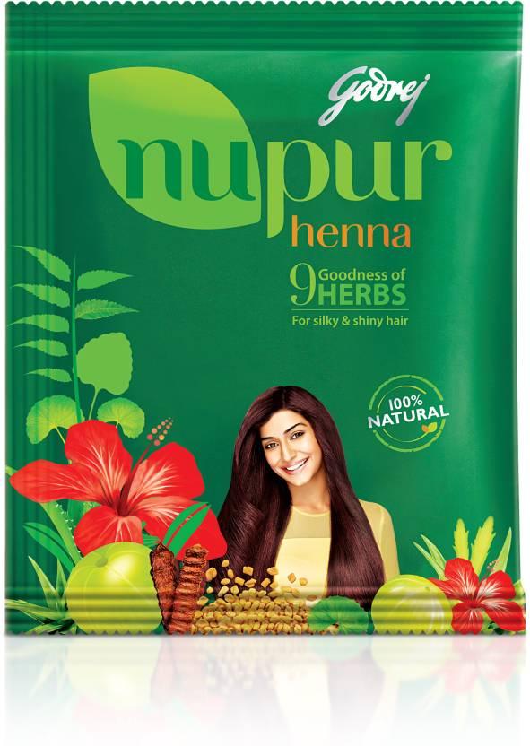 4dbedf06e Godrej Nupur Henna - Price in India, Buy Godrej Nupur Henna Online ...