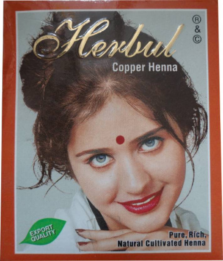 Allin Exporters Export Quality Copper Henna Hair Dye Color For Men