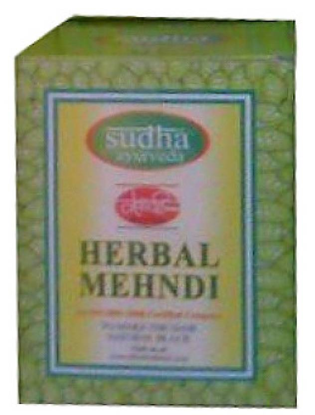 465f42f99 Khadi Natural Sudha Ayurveda Herbal Black Mehndi Powder - Price in ...