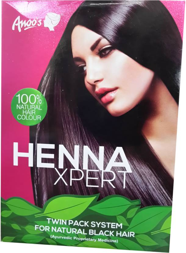 Anoo S Henna Xpert Natural Price In India Buy Anoo S Henna Xpert
