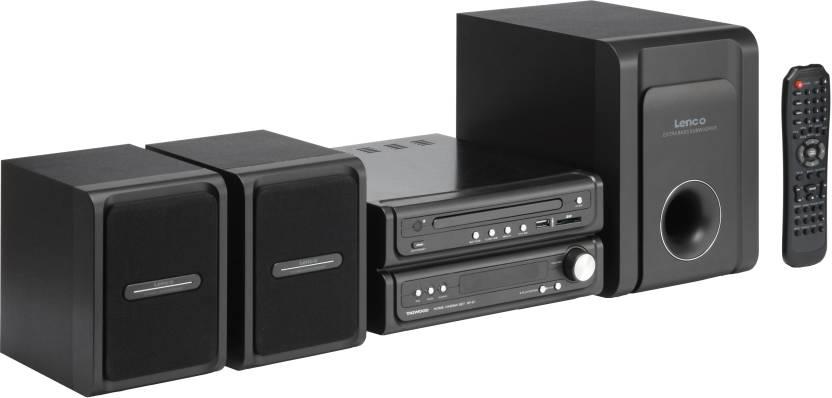 Lenco MDV-7 Hi-Fi System