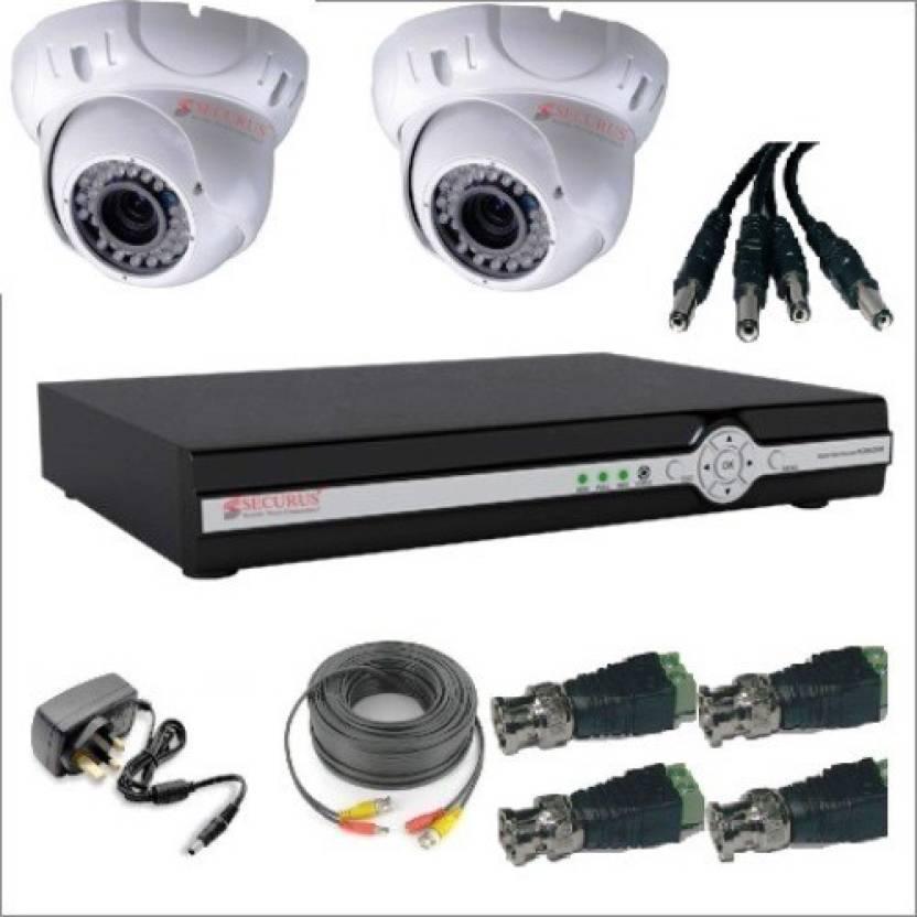 Securus Ss-0401r-Ahd-M1 Home Security Camera