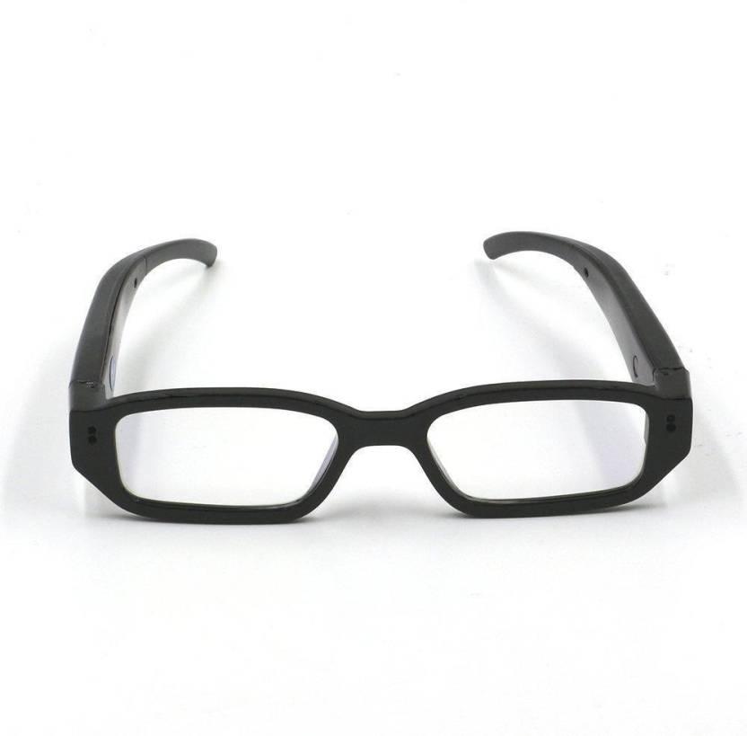 8559b2bd64 Voltegic ™ 720P SPY EYEWEAR GLASSES HIDDEN CAMERA In-built 4GB Memory Spy  Camera (4 GB