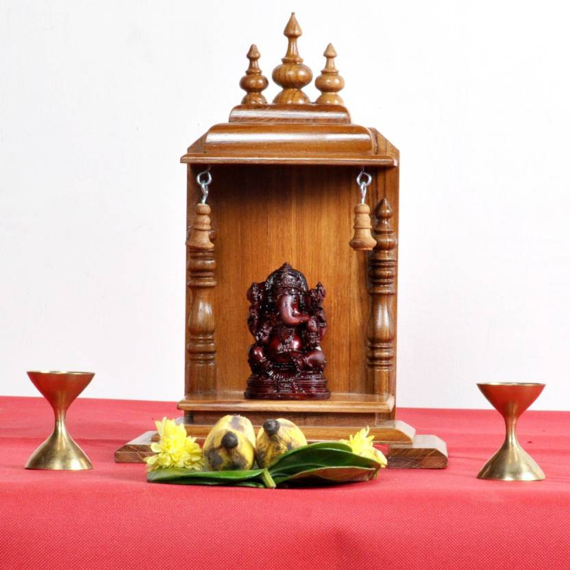 Designer Lanes Wooden Home Temple Price In India Buy Designer