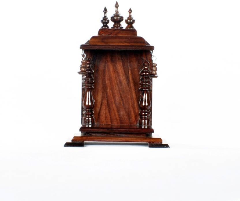 Designer Lanes Wooden Home Temple Price in India - Buy Designer ...
